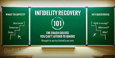 Infidelity Recovery 101 Article
